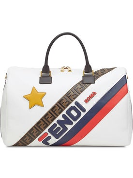 Fendi - Fendi Mania Panelled Travel Bag - Women
