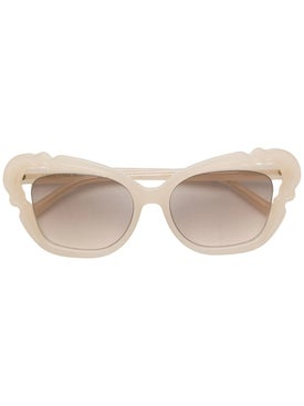 Linda Farrow - Oversized Sunglasses - Women