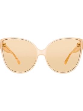 656 C4 cat-eye sunglasses