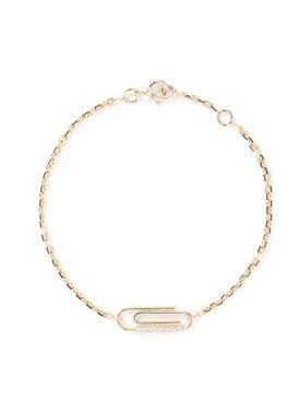 Aurelie Bidermann - Paperclip Bracelet - Women