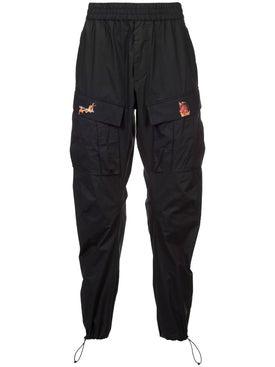 Marcelo Burlon County Of Milan - Fireball Cargo Pants - Men