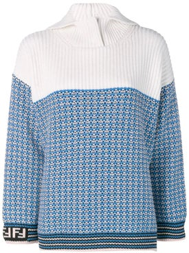 Fendi - Micro Check Pullover - Women