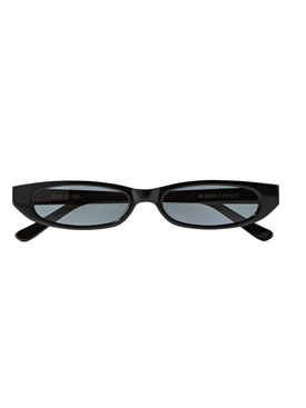 Black Frances Sunglasses