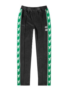 Off-white - Velour Track Pant Black - Men