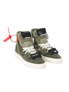 Off-white - Off-court 3.0 Hi-top Sneakers Green - Men