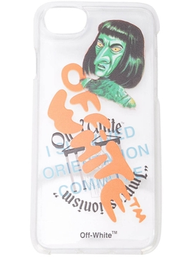 Green man Iphone 7 8 case
