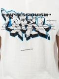 Off-white - Dondi Graffiti Print T-shirt - Men