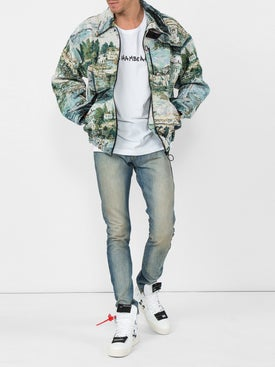 Off-white - Lake Print Jacket - Men