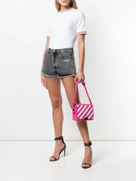 Off-white - Striped Bag - Women