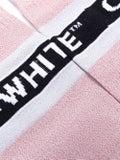 Off-white - High Logo Socks - Women