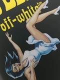 Off-white - Falling Girl Iphone X Case - Women
