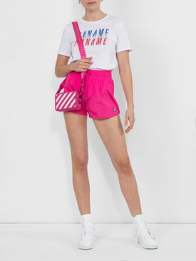Off-white - Track Shorts - Women