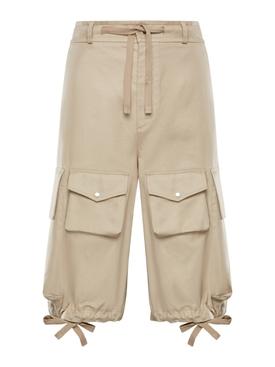 2 Moncler 1952 Gabardine Bermuda Shorts