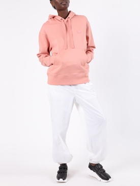 Classic Cotton Logo Hoodie PALE PINK