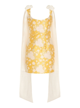 Celestia Floral Mini Dress