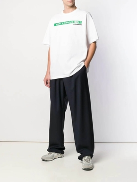 Mert & Marcus 1994 x Dsquared2 lettering t-shirt WHITE