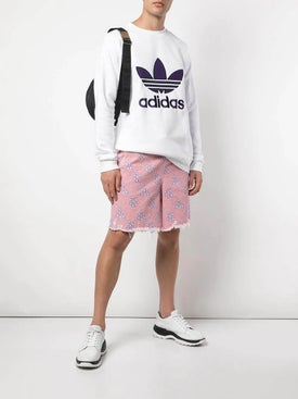 Alexanderwang - Flag Print Shorts - Men