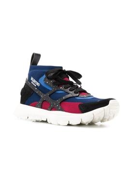 Valentino Garavani Heroes sneakers BLUE