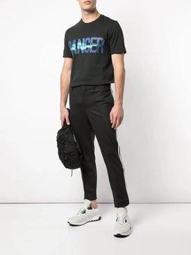Neil Barrett - Danger Beach T-shirt Black - Men