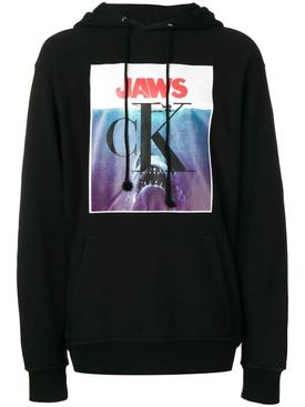 Jaws Hoodie BLACK