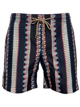 Thorsun - Titan Multi Pattern Stripe Swim Shots - Men