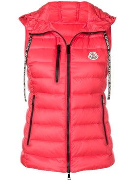 Moncler - Padded Down Gilet - Women