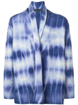 The Elder Statesman - Tie-dye Smoking Cardigan - Men