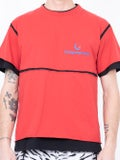 Vetements - Patched Printed T-shirt - Men