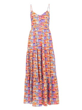 Teopa Dress MULTICOLOR