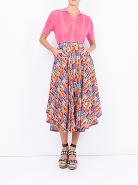 Villas French Riviera Skirt