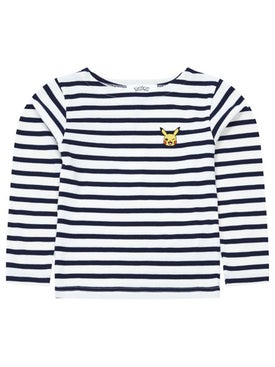 Maison Labiche - Maison Labiche X Pokemon Pikachu Sailor Long Sleeve T-shirt - Boys