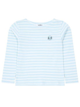Maison Labiche - Maison Labiche X Pokemon Squirtle Sailor Long Sleeve T-shirt. - Boys