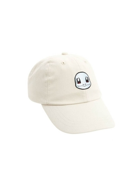 Kids Squirtle cap WHITE