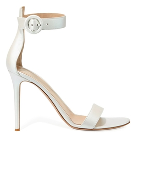 Gianvito Rossi - Portofino Sandals White - Women