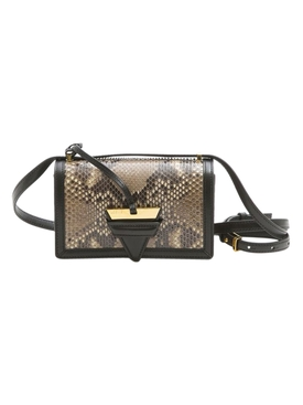 Barcelona Python Small Bag