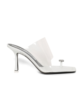 Ivy Mule, White
