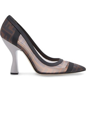 Fendi - Slip-on Court Shoes - Women