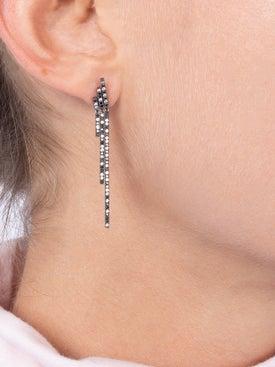 Eva Fehren - Static Long Earrings - Women