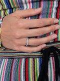 Eva Fehren - Wrap Claw Ring Silver - Women