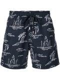 Vilebrequin - Embroidered Swim Shorts - Men