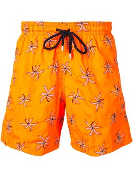 Vilebrequin - Floral Swim Trunks - Men