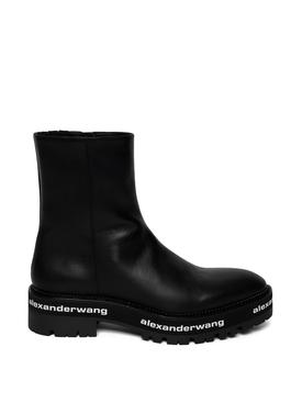 Sanford boot black