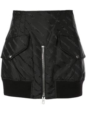 Alexanderwang - Bomber Skirt - Women
