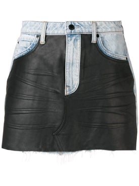 Alexanderwang - Bite Mini Skirt - Women