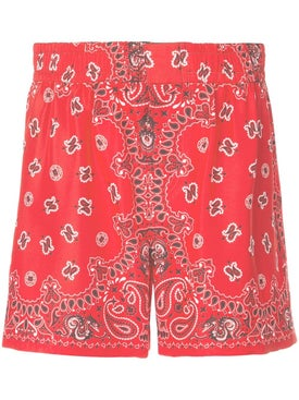 Alexanderwang - Bandana Print Shorts - Women