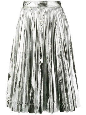 Calvin Klein 205w39nyc - Metallic Skirt - Women
