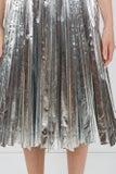Calvin Klein 205w39nyc - Metallic Skirt - Women