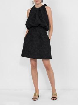 Calvin Klein 205w39nyc - Embroidered Brocade Dress - Women