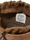 Cesta Collective - Camel Houndstooth Lunchpail - Women