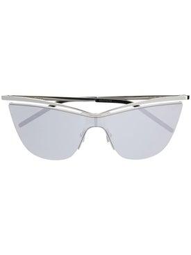 Saint Laurent - Cat-eye Shaped Sunglasses - Women